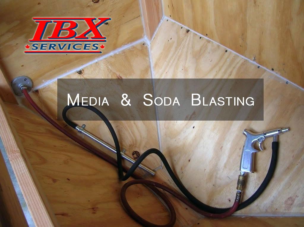 Media & Soda Blasting