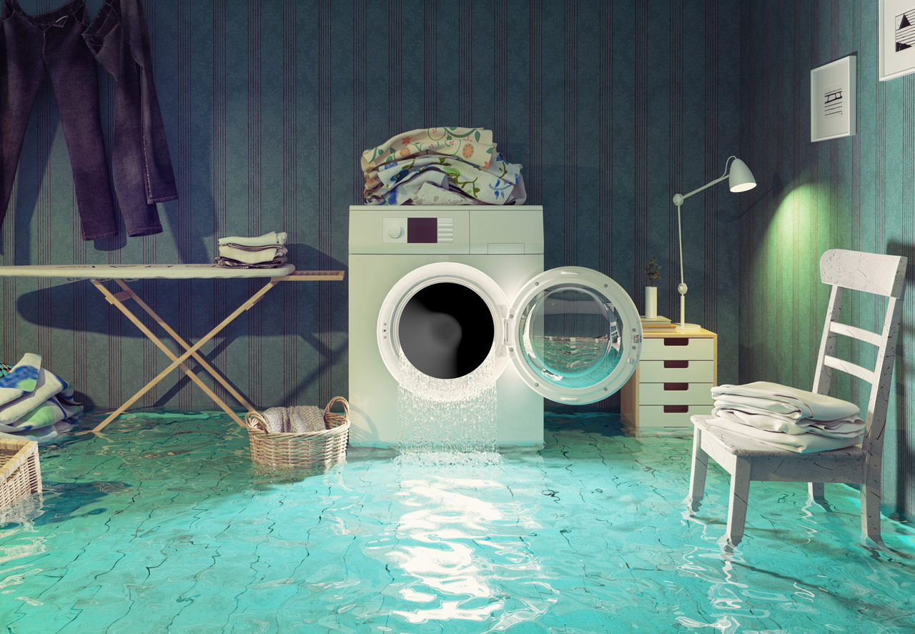 how to water damage toronto IBX services