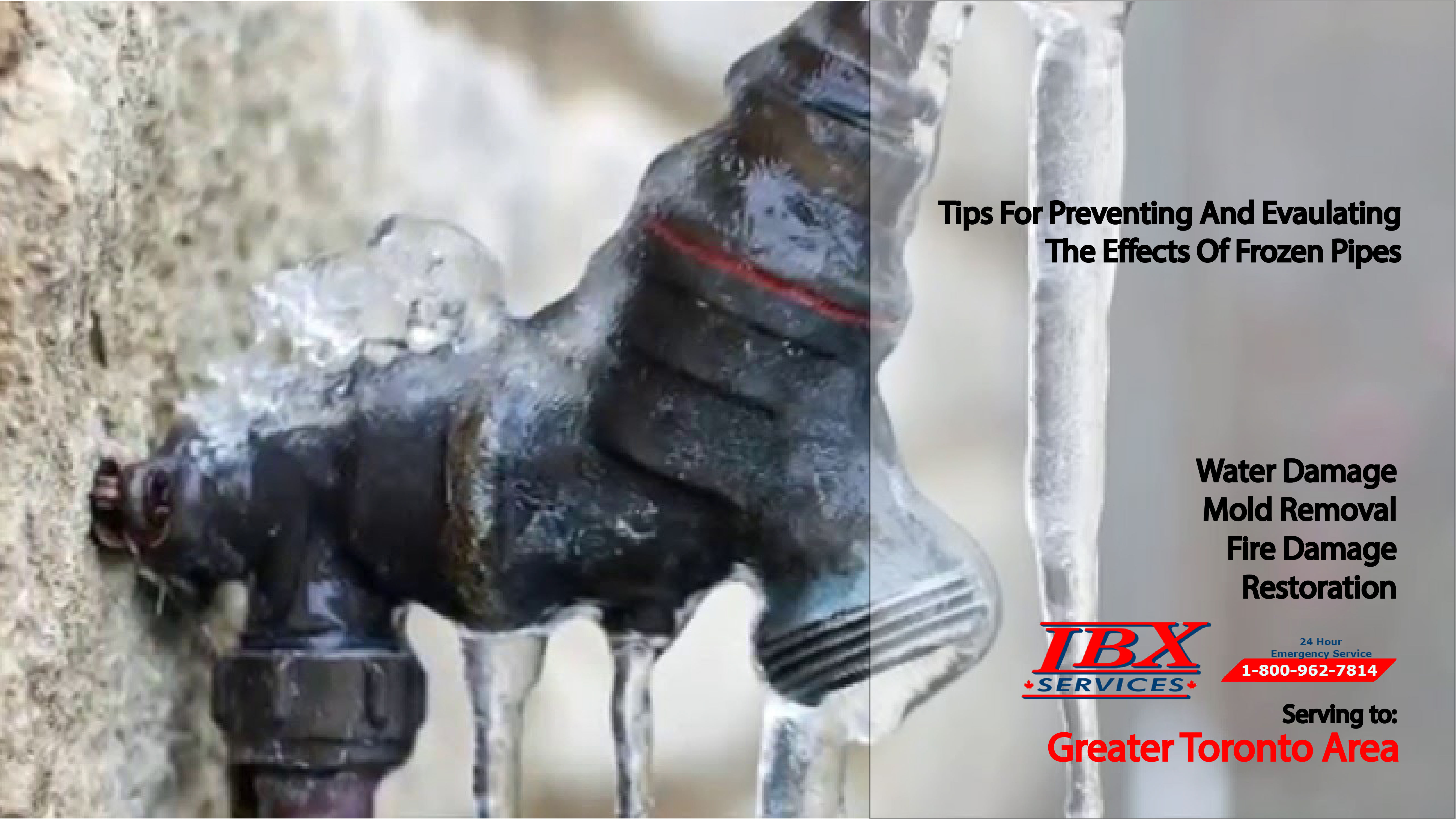Three Quick Tips For Preventing And Evaulating The Effects Of Frozen Pipes
