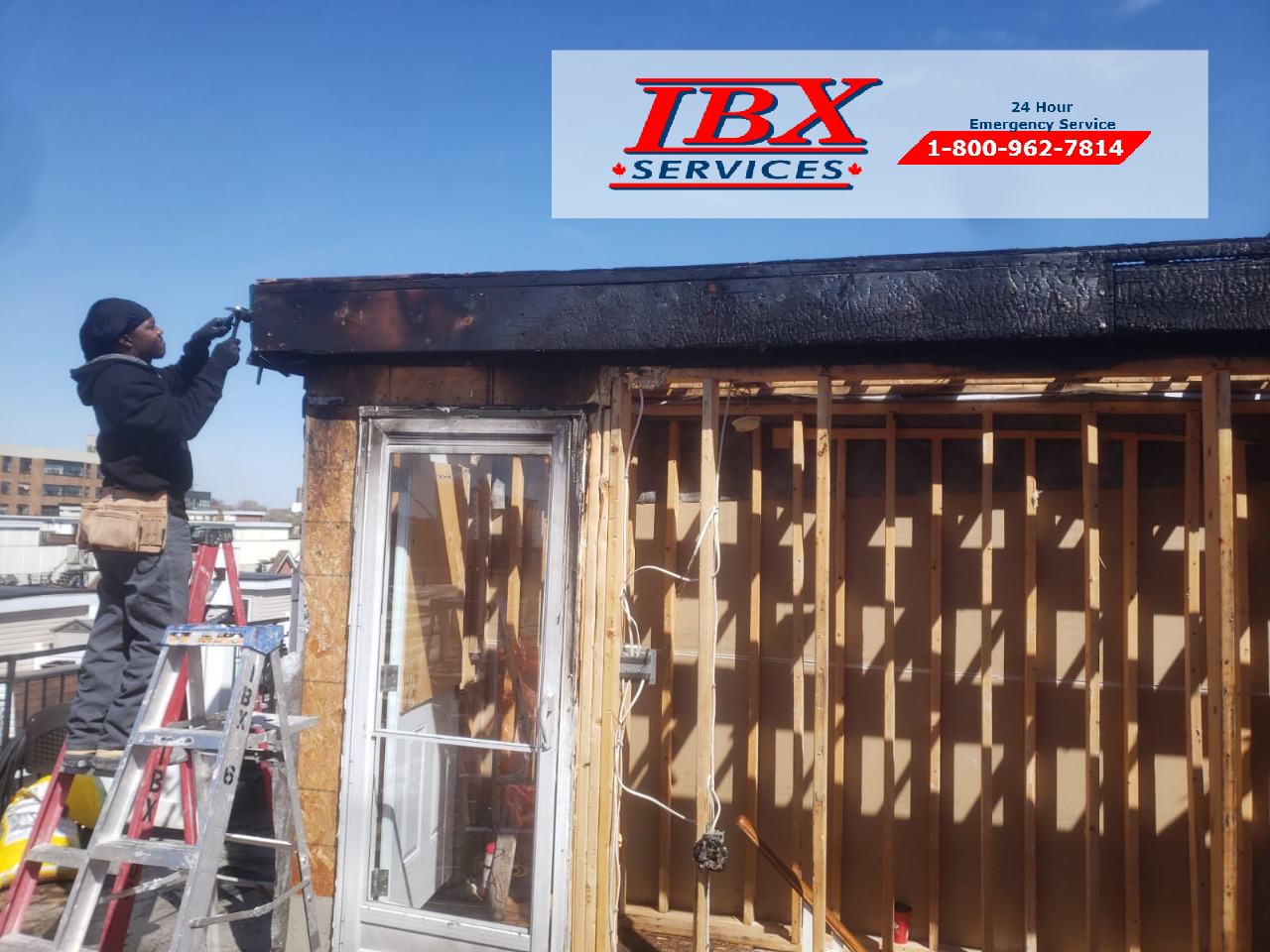 fire damage restoration Toronto