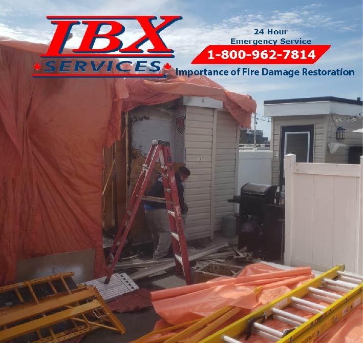 Importance of Fire Damage Restoration