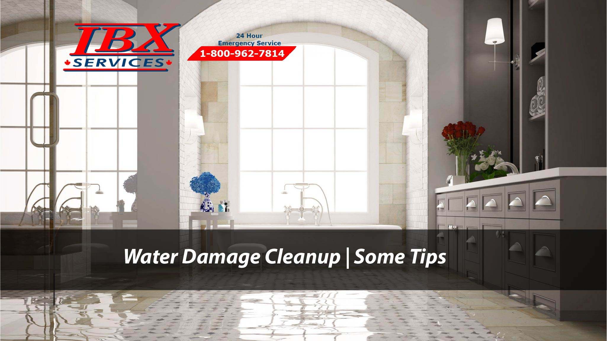 Water Damage Cleanup | Some Tips