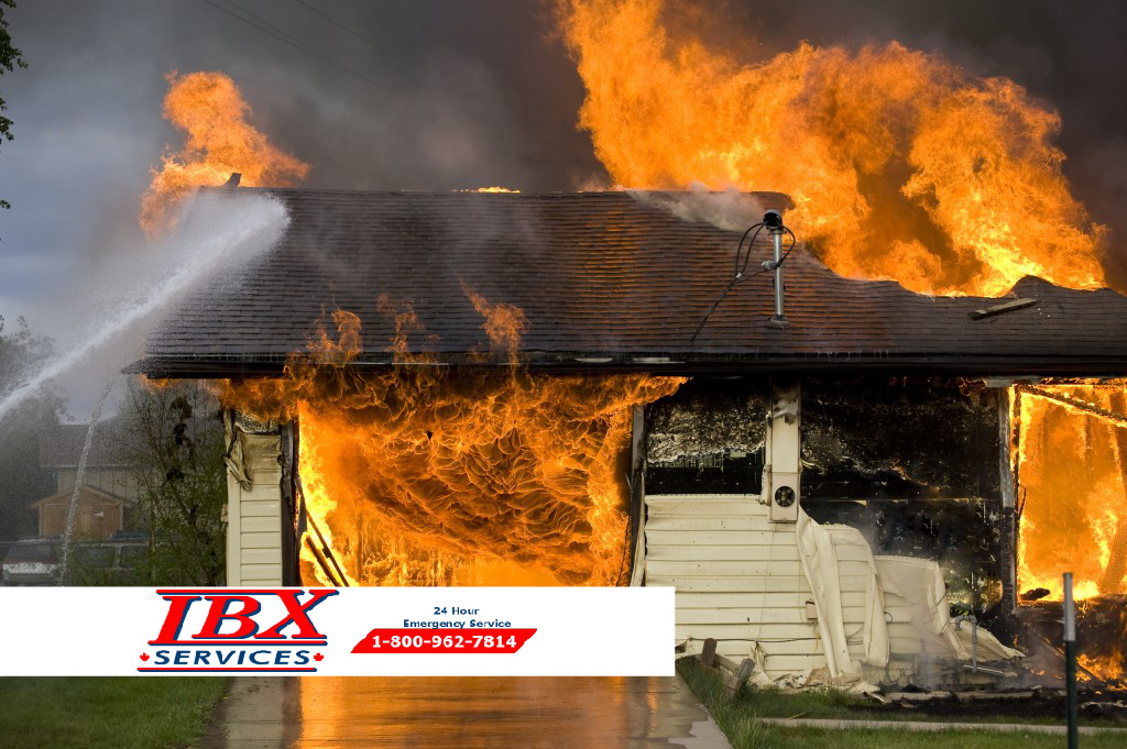 Fire and Smoke Damage – IBX Services