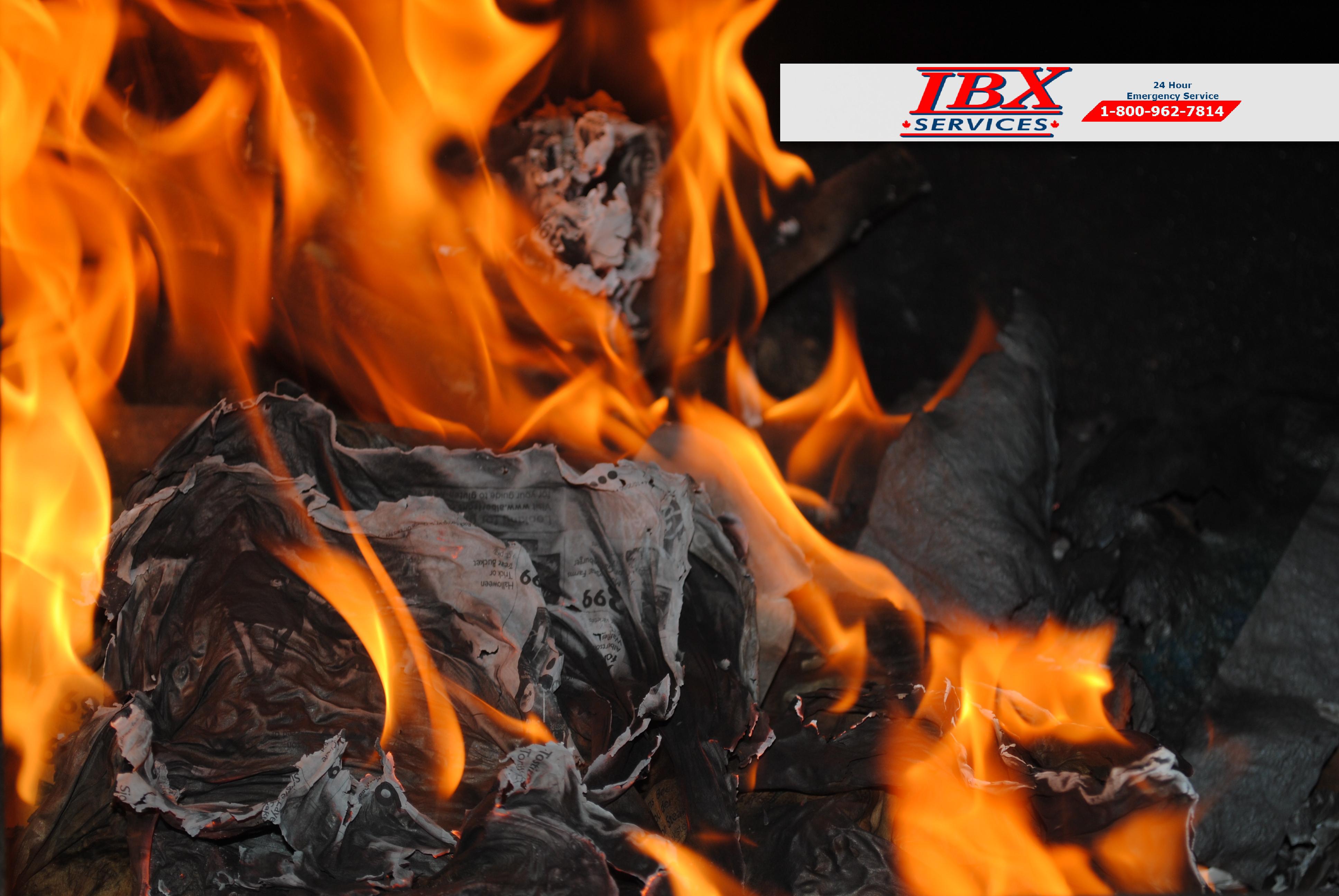 Prevent Fire Damage