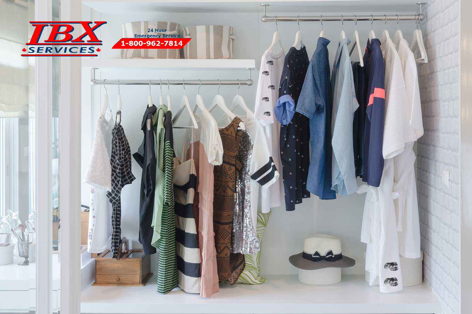 Prevent Mold Growth From Your Closets