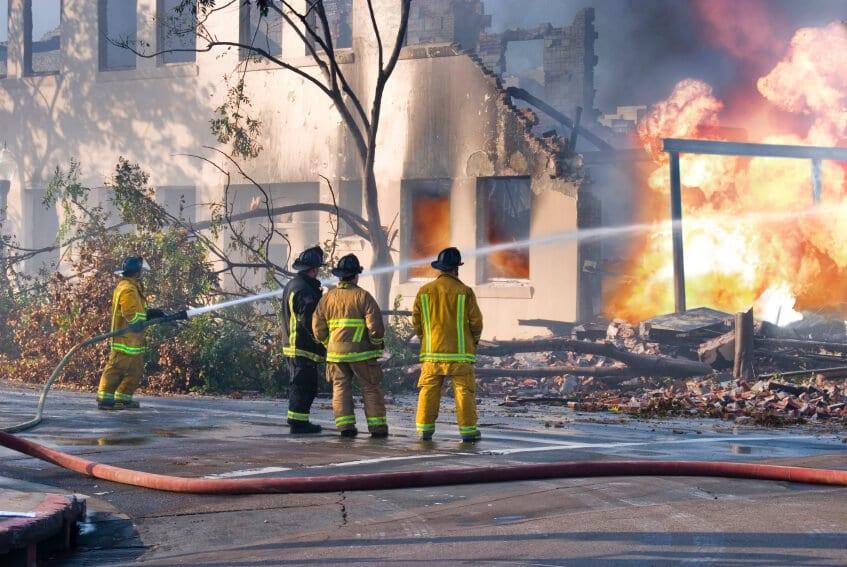 Fire Damage Restoration Process Assessment