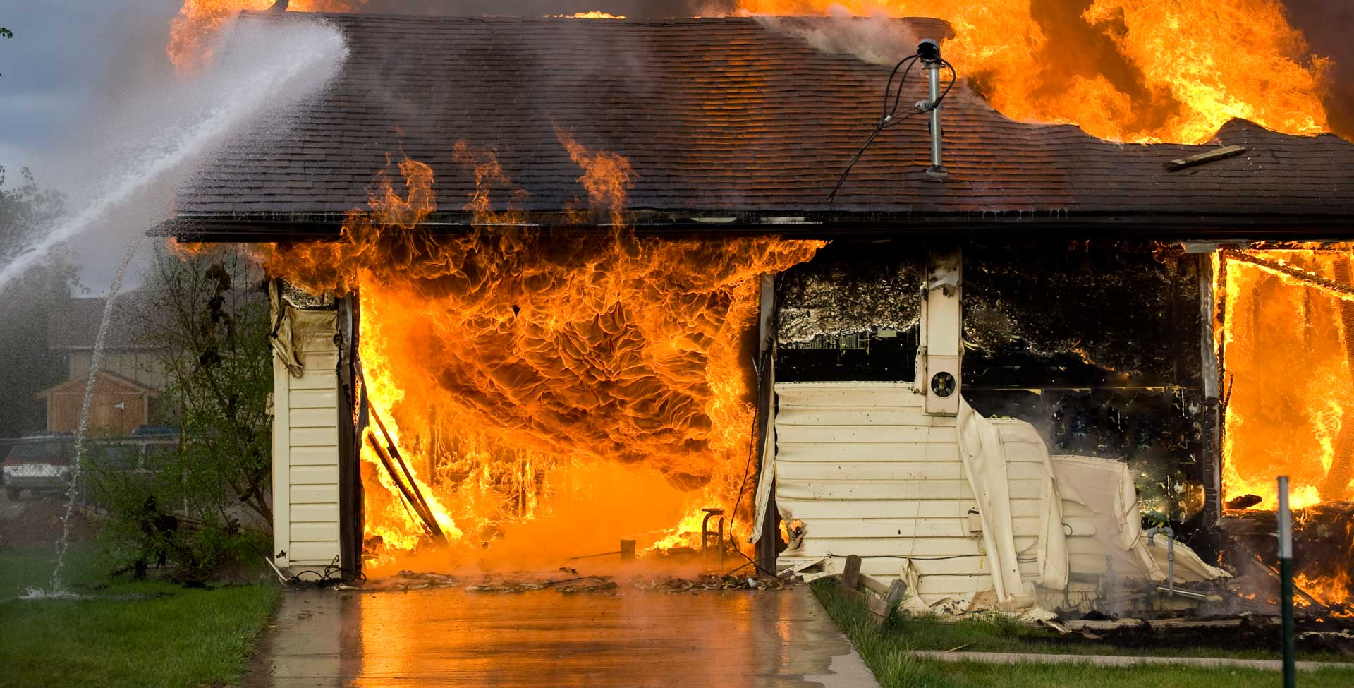 How much does it Cost to Fix Fire damaged House